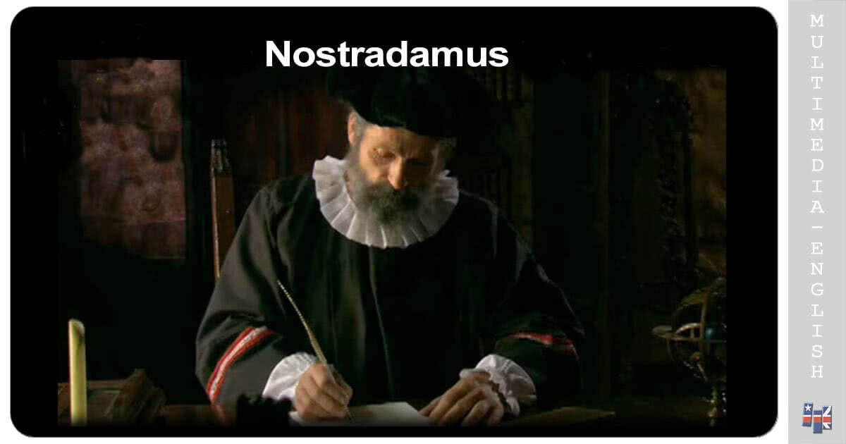 Nostradamus, The Truth (Discovery Channel) –[Multimedia