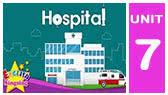 Hospital vocabulary (English Singsing)