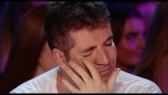 So emotional that even Simon started to cry! (X Factor)
