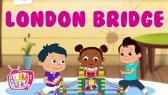 London Bridge is Falling Down | Popular Nursery Rhyme for Kids (Bumcheek TV)