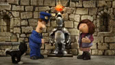 Postman Pat and the Suit of Armour