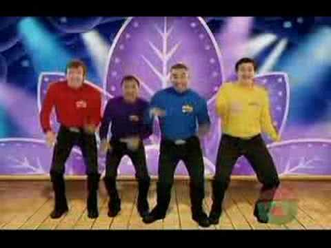 This Old Man 5 The Wiggles Multimedia English Videos
