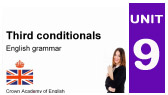 Third Conditional (Crown Academy of English)