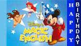 7: Happy Birthday (Magic English)