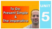To Do (Present Simple) & The Imperative (EnglishAnyone)