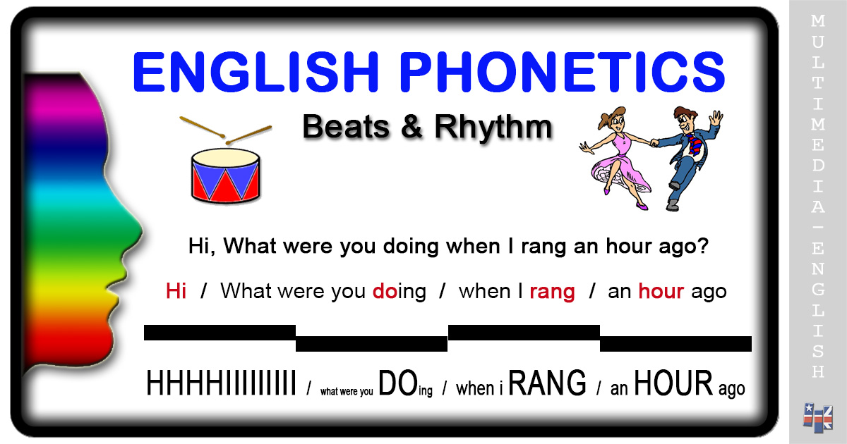 phonetics beats and rhythm multimedia english. Black Bedroom Furniture Sets. Home Design Ideas