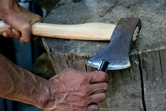 Sharpening your axe